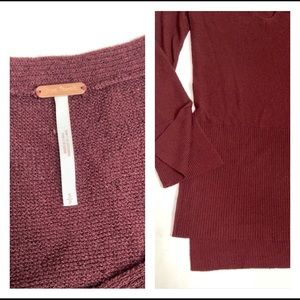Free People Sweaters - Free People Criss Cross Sweater
